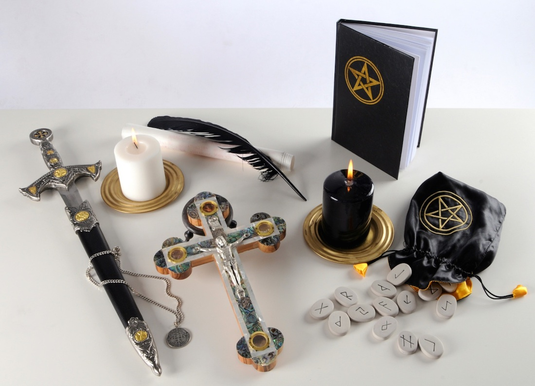 Exorcism- procedure according to christian tradition →